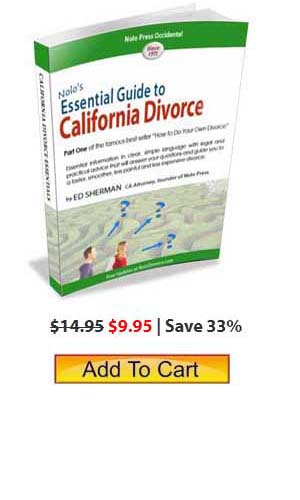 Essential Guide to CA Divorce