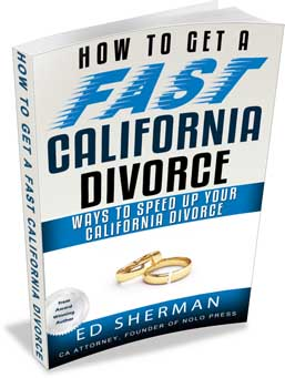 How to Get a Fast California Divorce