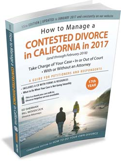How to Manage a Contested Divorce in California